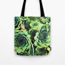 LIFE IN GREEN Tote Bag