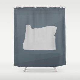 Oregon State Shower Curtain