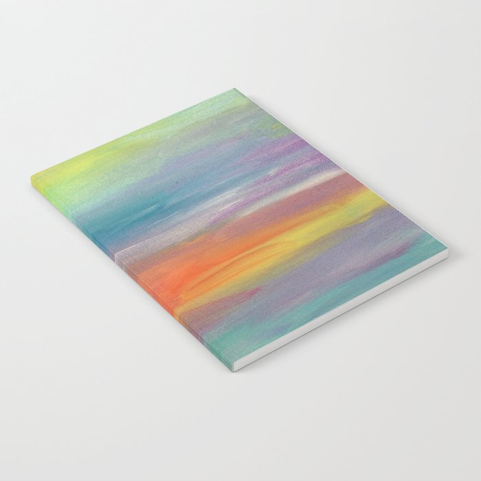 Opal Landscape Notebook