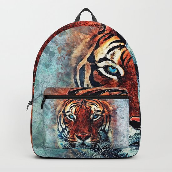 Tiger spirit Backpack