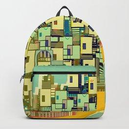 Mediterranean Coast Backpack