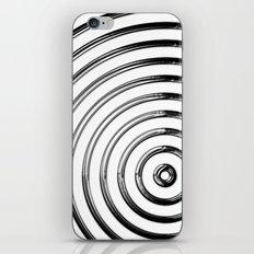 Mercurial Rings iPhone & iPod Skin