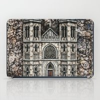 castle iPad Cases featuring Castle by Design Windmill