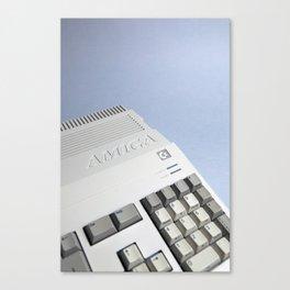 Commodore Amiga A500 Canvas Print