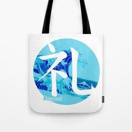 Rei - Respect Tote Bag