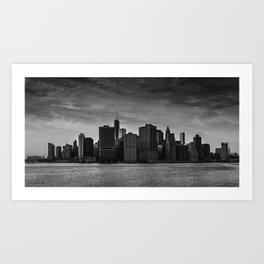 Manhattan Art Print
