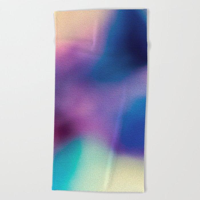 BLUR / ghosts Beach Towel
