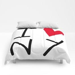 IloveNY Comforters
