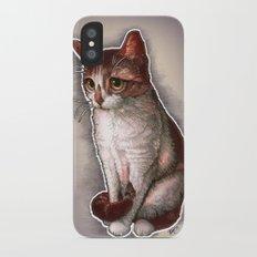 Olive Slim Case iPhone X
