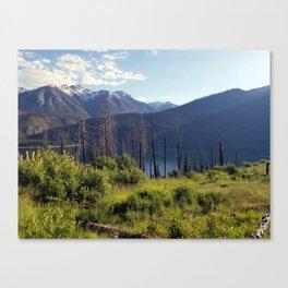 Summer Trails Canvas Print