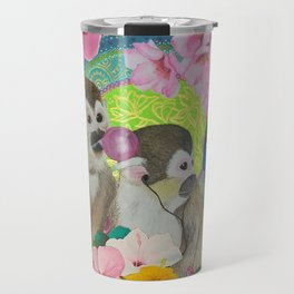 wise monkeys 3.0 Travel Mug
