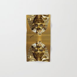 Egypt King Tut Hand & Bath Towel