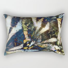 Lost in time Rectangular Pillow