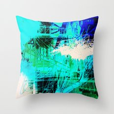 We'll Cross That Bridge When We Come To It Throw Pillow