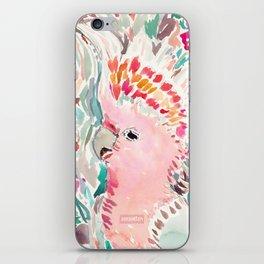 RADANA the Cockatoo iPhone Skin
