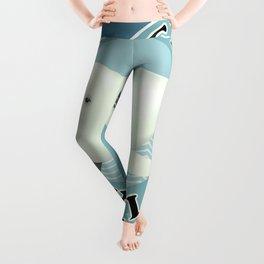Beluga Whale Leggings