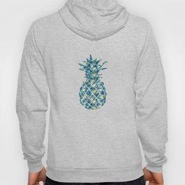 Pineapple Teal Hoody