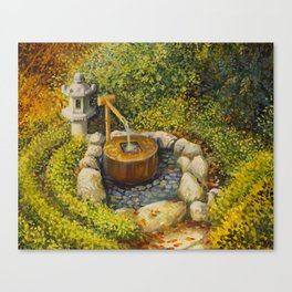 Scent of Tranquility Canvas Print