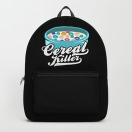 Cereal Killer | Breakfast Meal Backpack