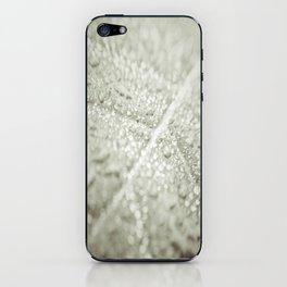 Change is inevitable iPhone Skin