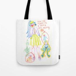 folk stories Tote Bag