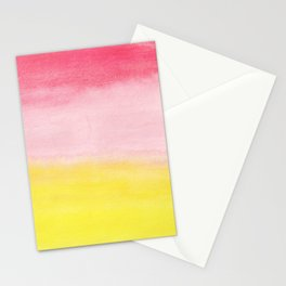 Watercoulor Stationery Cards