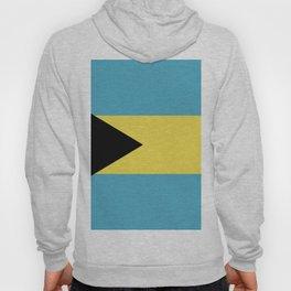 Bahamas flag emblem Hoody
