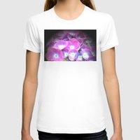 hydrangea T-shirts featuring Hydrangea by Trevor Jolley