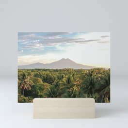 Mighty Volcano Mini Art Print