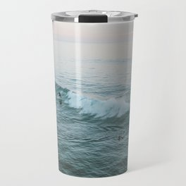 lets surf v Travel Mug