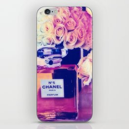 CHANELNo. 5 in Color iPhone Skin