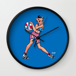 CoolNoodle USA Olympic Wall Clock