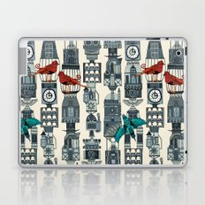 steampunk towers Laptop & iPad Skin