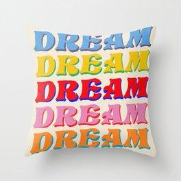 Everly Dream Throw Pillow