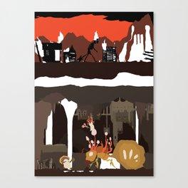 Valkenburg Canvas Print