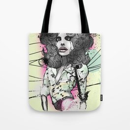'Cause the Birds Won't Sing Tote Bag