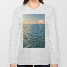 Calm Horizon Long Sleeve T-shirt
