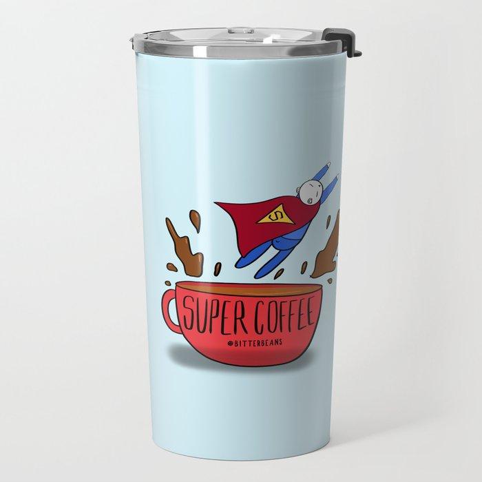 Superman coffee! Travel Mug