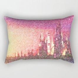 Alteran sunset Rectangular Pillow