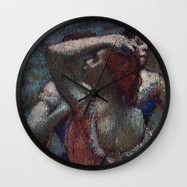 Edgar Degas - Dancers Wall Clock