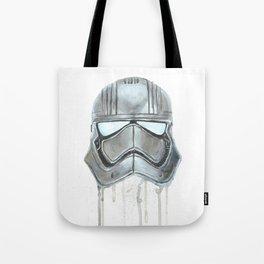 Captain Phasma - Empty Masks Tote Bag