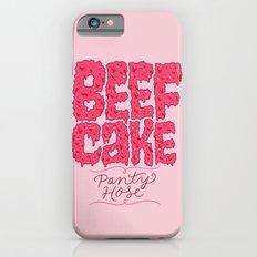Beefcake Pantyhose iPhone 6s Slim Case