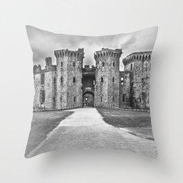 A Symbol of Power Throw Pillow