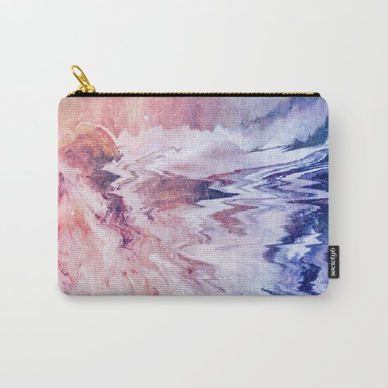 As the world forgets you Carry-All Pouch