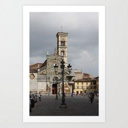 Prato's Duomo Art Print