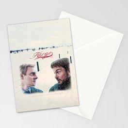 Fargo tv serie Stationery Cards