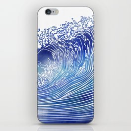 Pacific Waves iPhone Skin