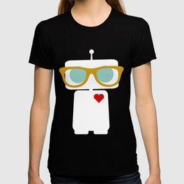 Quirky Robots T-shirt