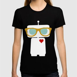 Quirky Robots T-shirt