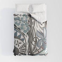 Hawaiian - Samoan - Polynesian Tribal Threads Comforters